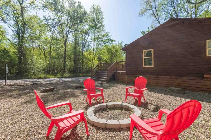 Off the Hook, holiday rental in Eagletown