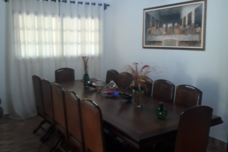 Curta SP junto a Natureza. Linda Casa de Campo..., holiday rental in Embu das Artes