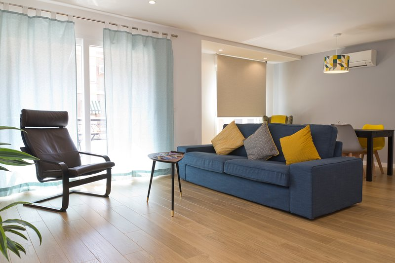 Modern Beach Apartment, vakantiewoning in Valencia