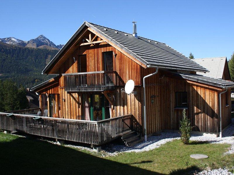 Cozy Chalet in Hohentauern near Ski Lift, casa vacanza a Moederbrugg