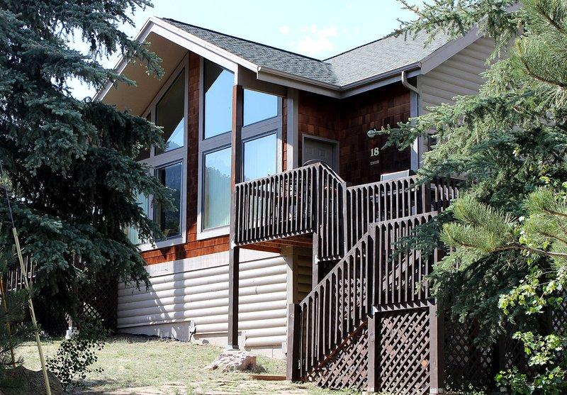 Sunnyside Knoll: 18, holiday rental in Estes Park