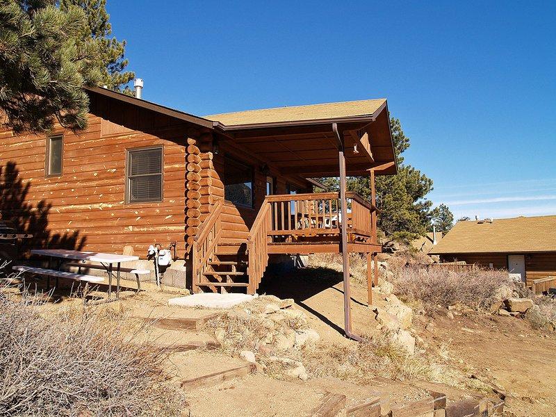 Lazy R Cottages: 15, location de vacances à Estes Park