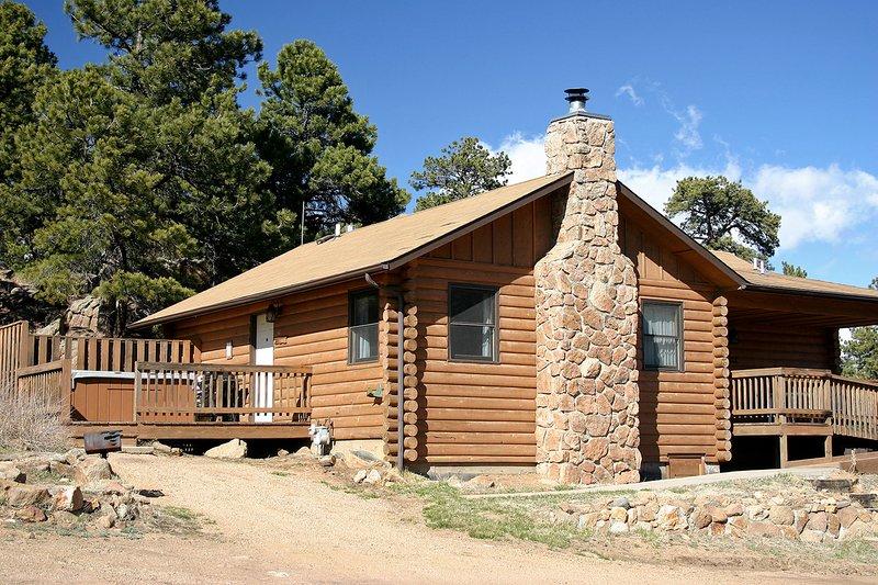 Lazy R Cottages: 17, vacation rental in Estes Park