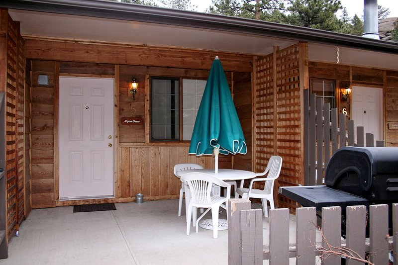 Timber Creek Chalets: 5, holiday rental in Estes Park