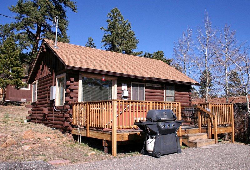 Lazy R Cottages: 3, vacation rental in Estes Park