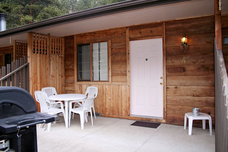Timber Creek Chalets: 4, holiday rental in Estes Park