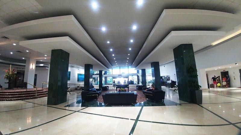 Der New Casablanca Hotel-Lobbybereich