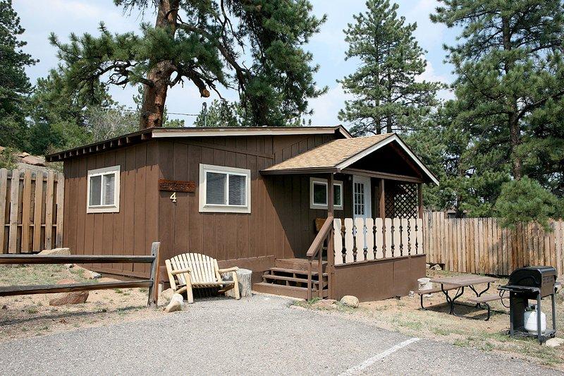Lazy R Cottages: 4, holiday rental in Estes Park