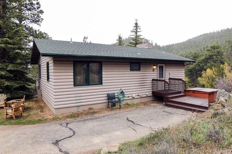 Sunnyside Knoll: 17, location de vacances à Estes Park
