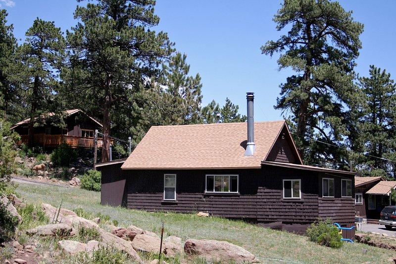 Lazy R Cottages: 6, location de vacances à Estes Park