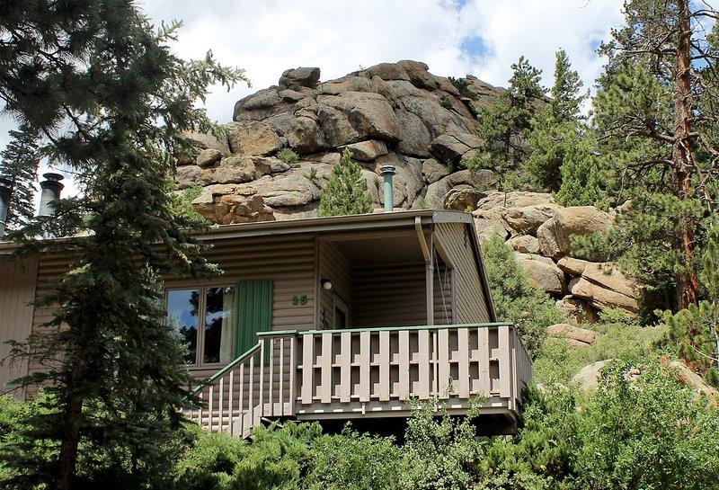 Sunnyside Knoll: 15, location de vacances à Estes Park