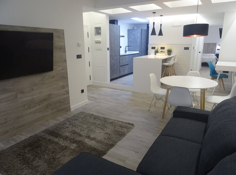 Mirasol apartament by Urban Hosts, holiday rental in Orozko