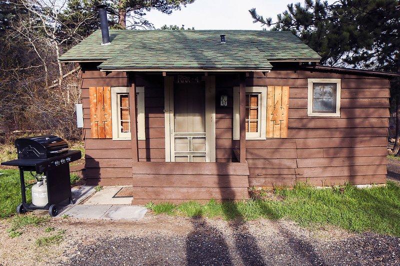 Triple R Cottages: 4, holiday rental in Estes Park