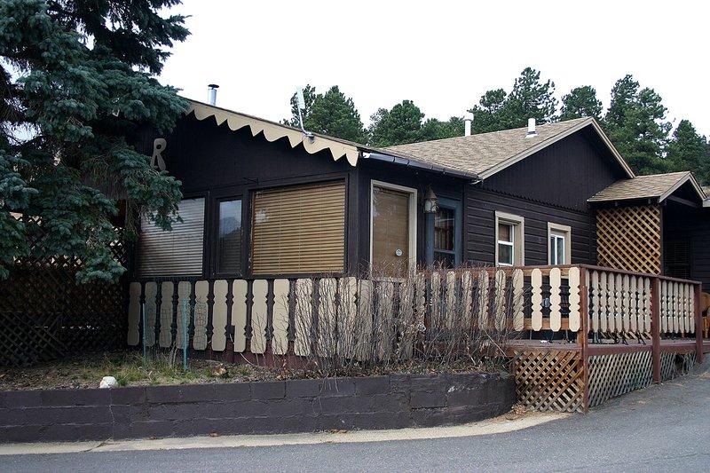 Lazy R Cottages: 9, holiday rental in Estes Park