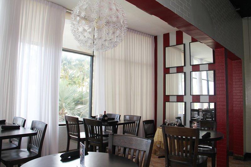 Die New Casablanca Hotel-Bar / Restaurant im Hotel