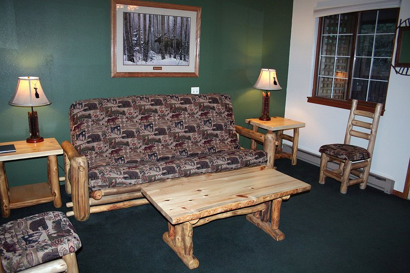Timber Creek Chalets: 1, holiday rental in Estes Park