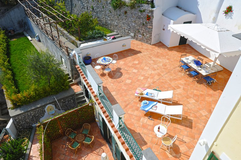 Casa Giorgia, vacation rental in Praiano