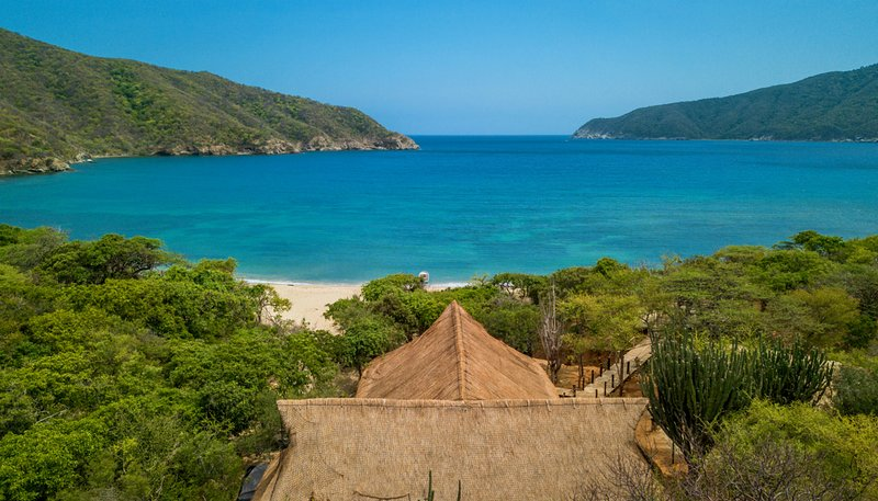 LARCOMAR BEACH HOUSE - Parque Tayrona, alquiler de vacaciones en Taganga