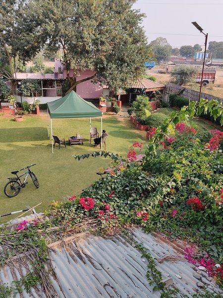 Gorgeous Farm Stay Cycling Experience Jaipur, aluguéis de temporada em Jaipur