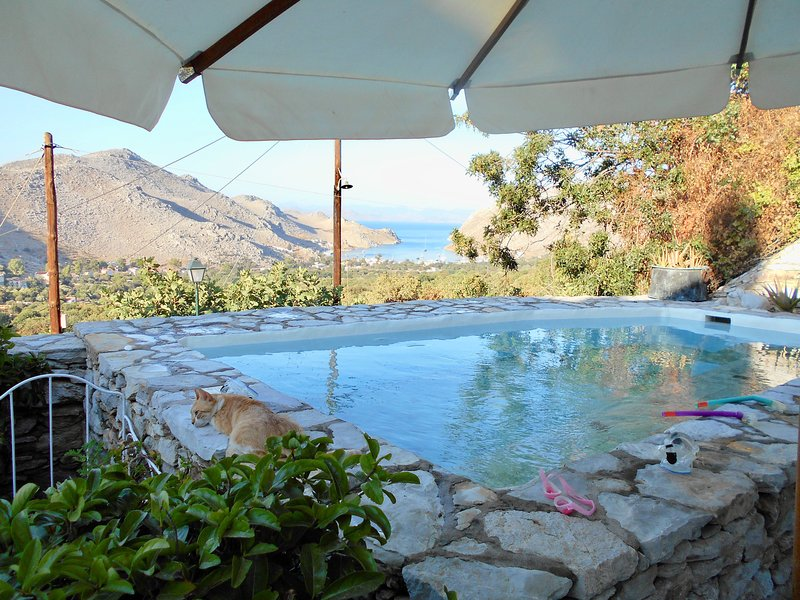 Panorama  Luxury Villa, holiday rental in Symi