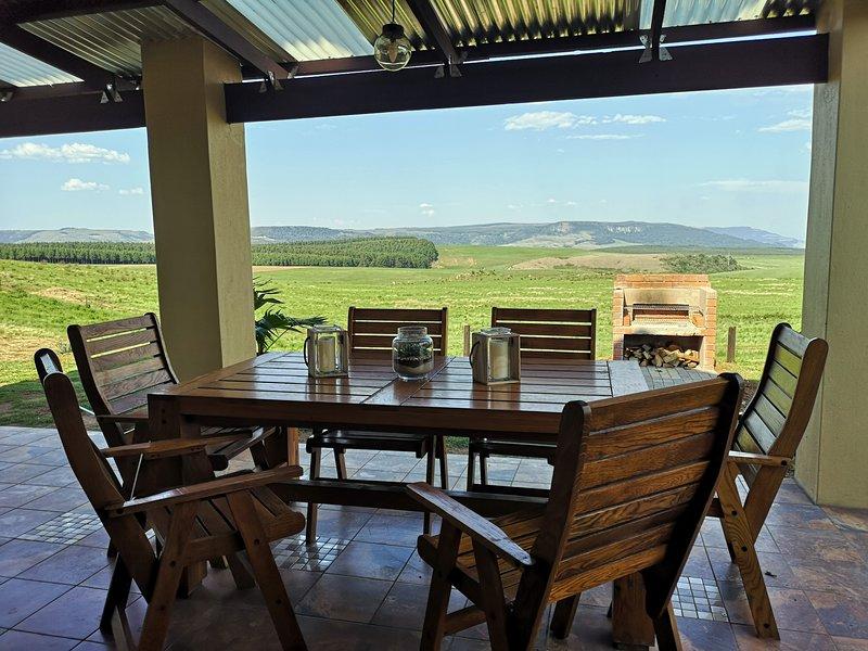 Far Away Place (Nguni Cottage) - Midlands Meander Kwazulu Natal, alquiler vacacional en Howick