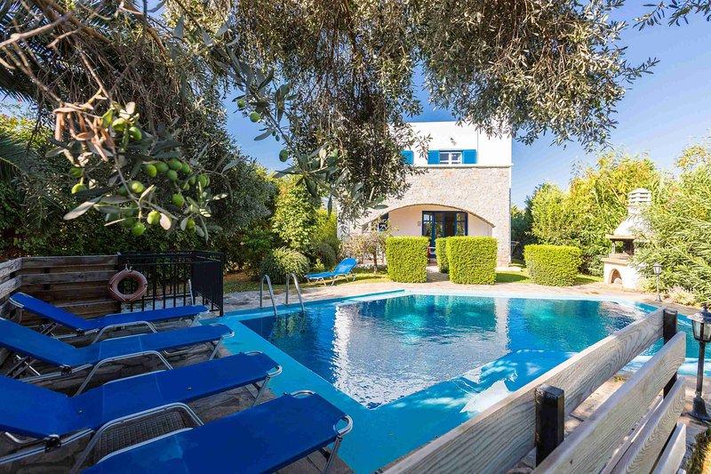 Villa Irini, vacation rental in Rethymnon