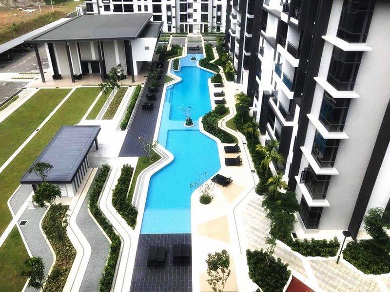 Greenfield Residence Kota Kinabalu, holiday rental in Tamparuli