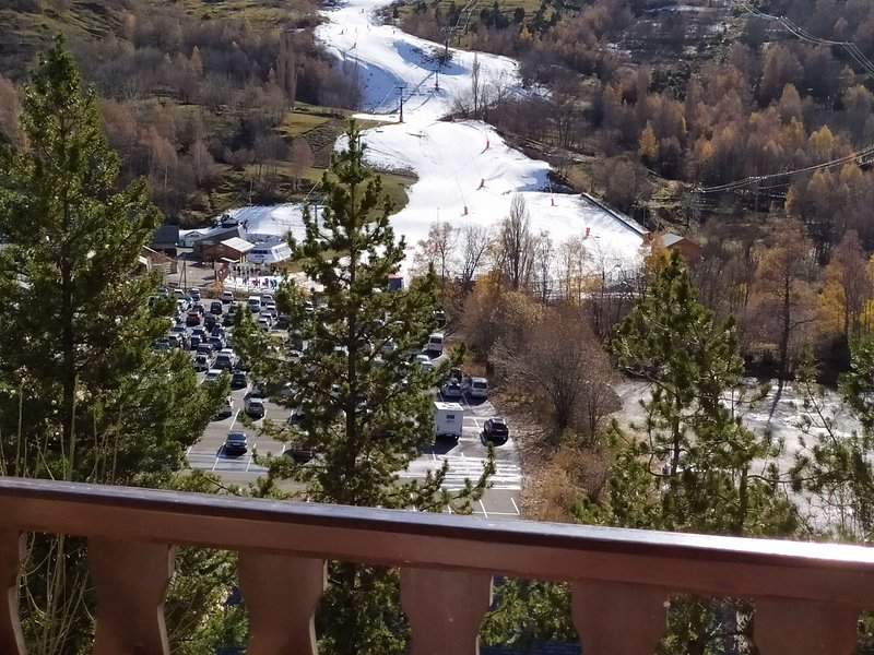 Casa Calpurnia - Frente a pistas, alquiler vacacional en Cerler
