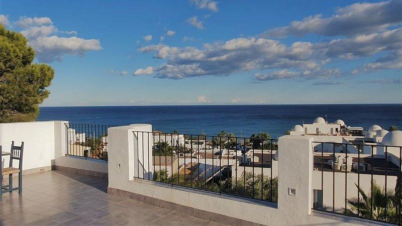 Villa Blanca, holiday rental in Mojacar Playa