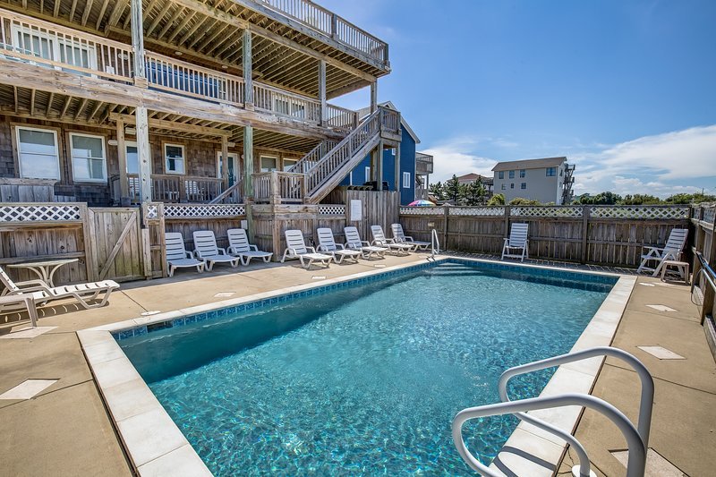 Salt Shaker 358 Ft From The Beach Private Pool Hot Tub