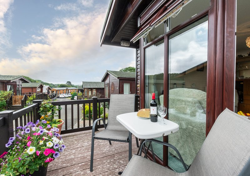 Bluebell Lodge, holiday rental in Treveighan