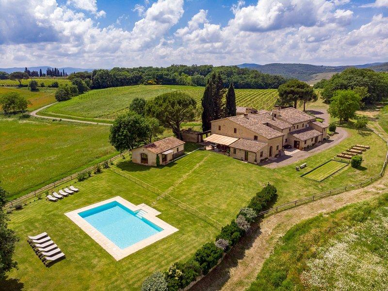Villa Ombrone 12_Buonconvento_2