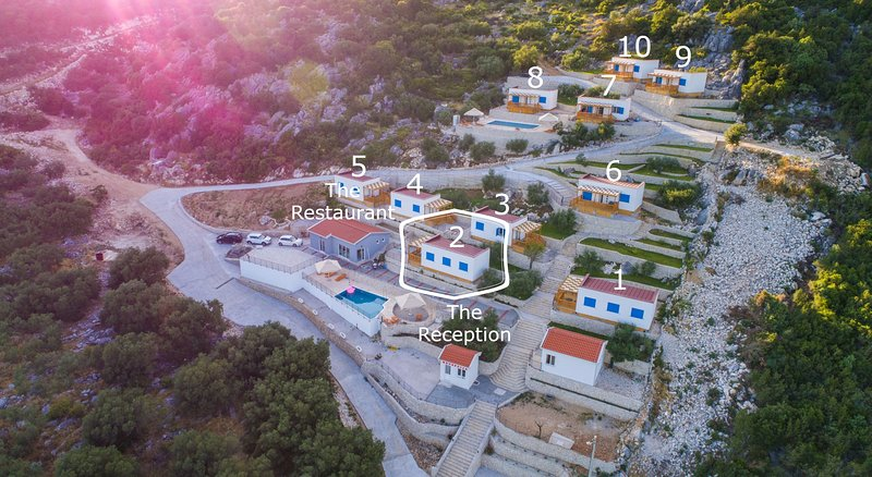 Two Bedroom Home with Sea view H2, holiday rental in Bacina