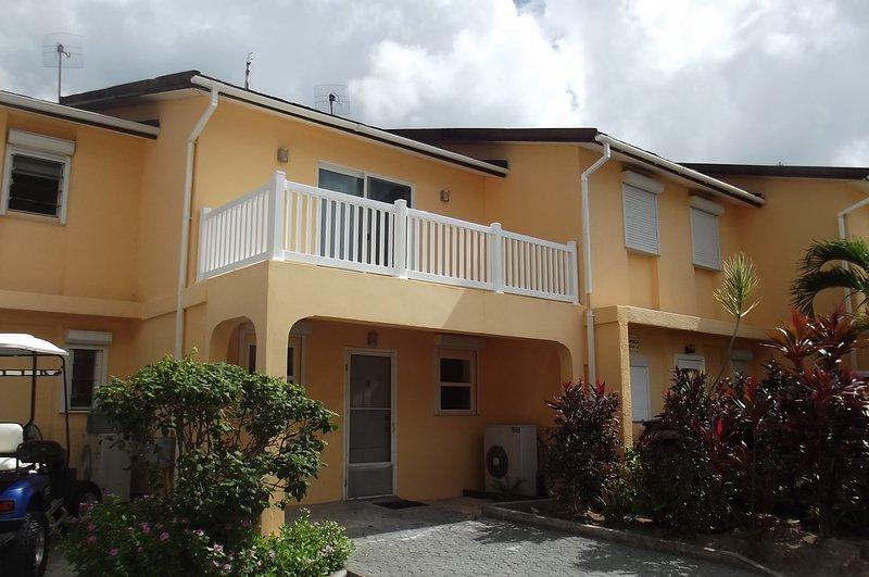 Villa 220D- Coconut, location de vacances à Jolly Harbour