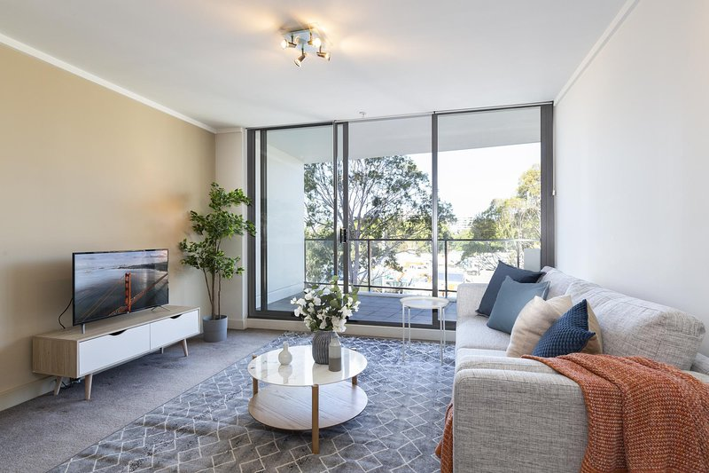 Stylish apartment minutes from city and airport, aluguéis de temporada em Marrickville