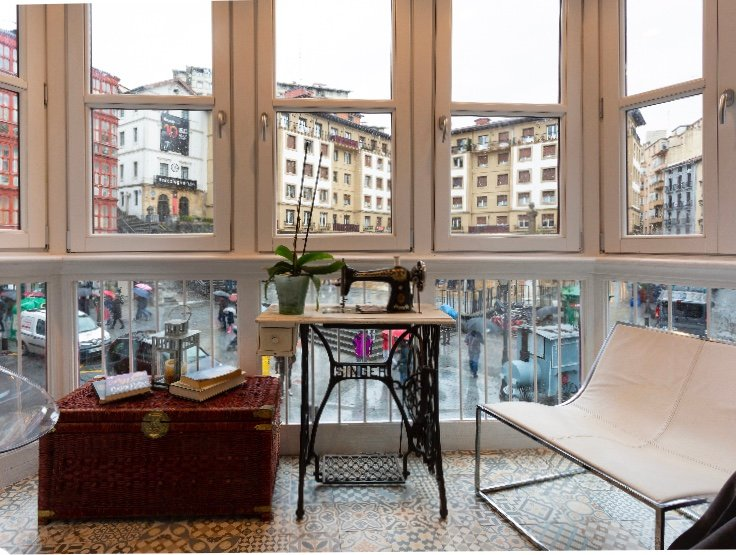 Amazing apartment in Bilbao & Wifi – semesterbostad i Lemoa