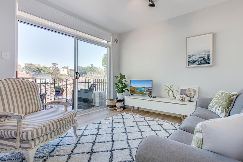 Cosy and stylish apartment close to beach, holiday rental in Waverley