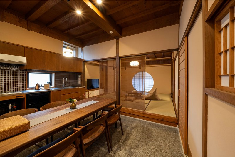 NEW! Large Kitchen | Spacious, Traditional Holiday House | 5min to Omicho Market – semesterbostad i Kanazawa