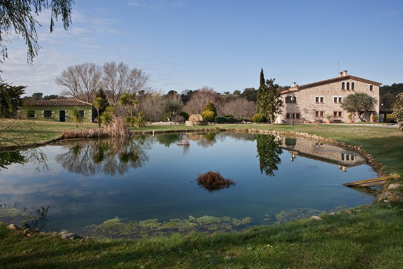 Más Molí Petit, location de vacances à Sant Miquel de Fluvia