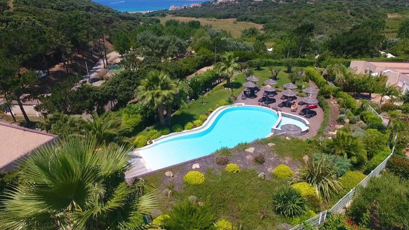 Résidence **** Mare e Macchia Tizzano, location de vacances à Corse