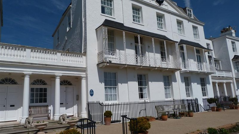 Fortfield Terrace, holiday rental in Sidmouth