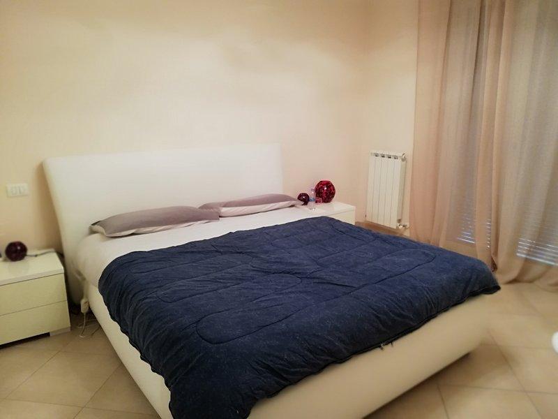 Appartamento con giardino, holiday rental in Lunata