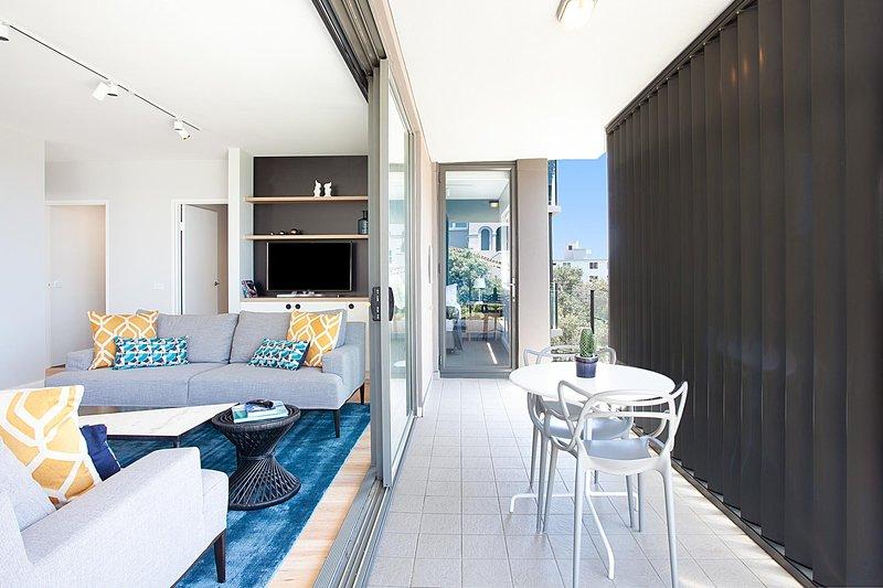 Stylish Apartment With Views Overlooking Bondi Beach, aluguéis de temporada em Bondi Beach