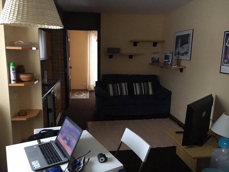 Bilocale SKI RESIDENCE SESTRIERE, vacation rental in Borgata Sestriere