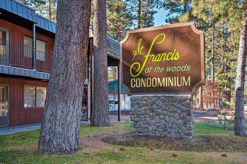 Stay at the St. Francis of the Woods Condominium!