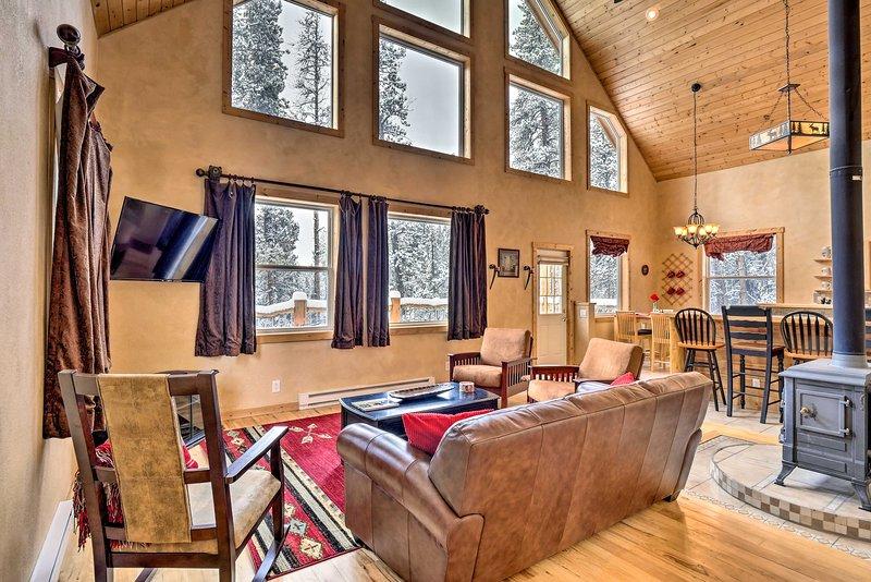 Escápese a Fairplay y disfrute de una aventura en la montaña de Colorado.