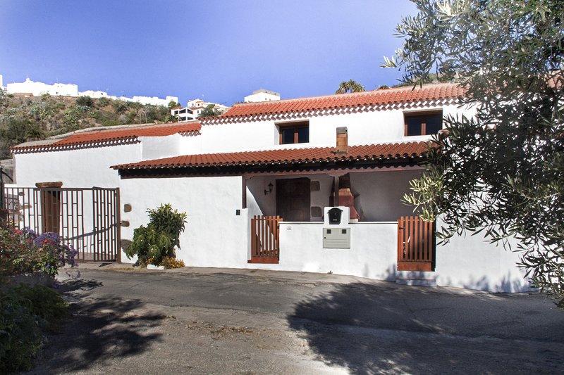 Casa rural en Hoya de Tunte  2, aluguéis de temporada em Fataga