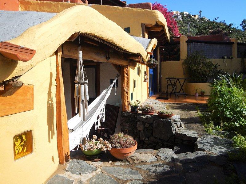 Casa rural La Cuevita - wifi y vistas, holiday rental in Santa Brigida