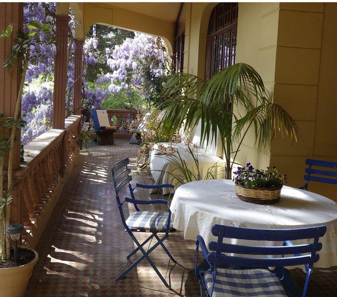 Casa rural estilo Vintage, holiday rental in Pino Santo Alto