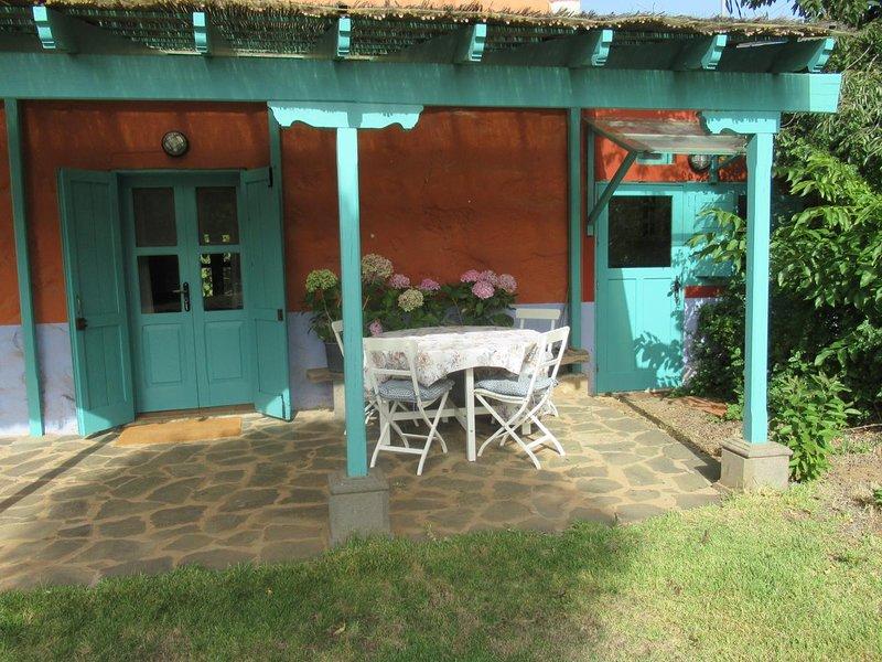 Casa Rural El Balcón, holiday rental in Pino Santo Alto